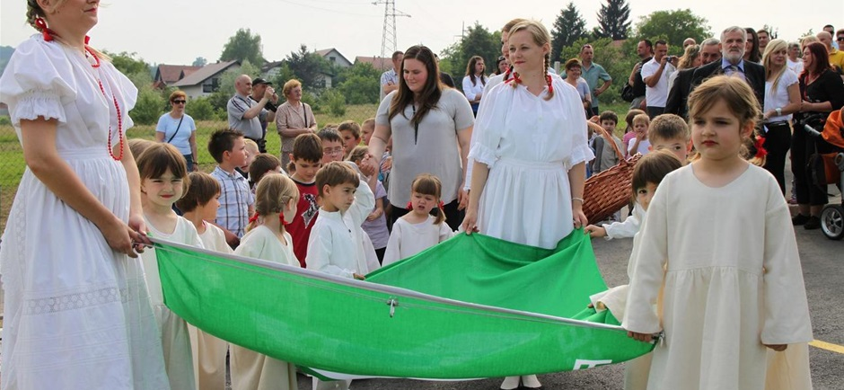 LokalnaHrvatska.hr Stubi�ke Toplice Djecji vrtic Zvirek na Drzavnoj smotri - Dani zahvalnosti za plodove zemlje